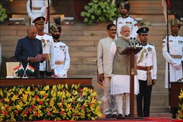 Thủ tướng Ấn Độ N. Modi tuyên thệ nhậm chức nhiệm kỳ 2