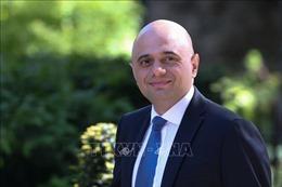 Bộ trưởng Nội vụ Sajid Javid gia nhập cuộc đua tranh cử chức thủ tướng Anh