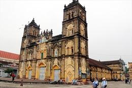 Đại tu Nhà thờ chính tòa Bùi Chu phù hợp với nguyện vọng của giáo dân