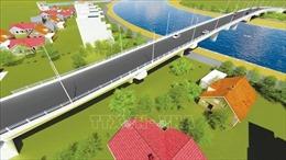 Khởi công xây dựng cầu sông Hóa nối Hải Phòng với Thái Bình