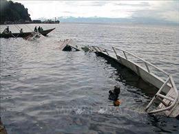 Chìm thuyền ở CHDC Congo khiến nhiều người thiệt mạng