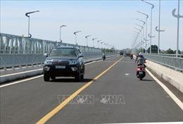 Phú Yên đưa vào sử dụng cầu Đà Rằng mới