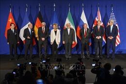 EU nỗ lực cứu thỏa thuận hạt nhân Iran