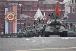 Lễ diễu binh kỷ niệm 74 năm Chiến thắng phát xít tại Nga