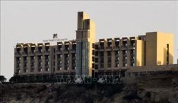 Tấn công khách sạn tại Pakistan: Đấu súng tại khách sạn Pearl Continental