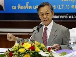 Cựu Thủ tướng Thái Lan Chuan Leekpai ngồi ghế Chủ tịch Hạ viện