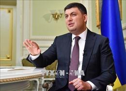 Thủ tướng Ukraine: Hội nhập châu Âu vẫn là ưu tiên hàng đầu