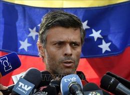 Tòa án Tối cao Venezuela ra lệnh bắt lại thủ lĩnh đối lập Leopoldo Lopez
