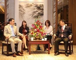 Kiểm điểm tình hình hợp tác giữa các bộ, ngành, địa phương Việt Nam và tỉnh Quảng Đông, Trung Quốc