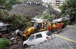 Sập tường tại khu nhà tạm, ít nhất 14 người thiệt mạng