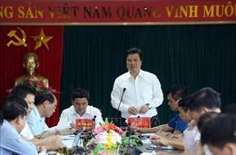 Kiểm tra công tác chuẩn bị thi THPT quốc gia tại tỉnh Điện Biên