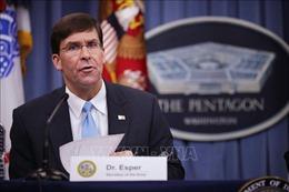 Tổng thống Mỹ công bố đề cử Bộ trưởng Quốc phòng
