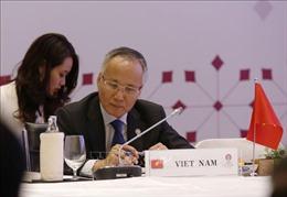 Việt Nam tham dự Hội nghị Bộ trưởng Kinh tế ASEAN