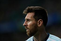 Với Argentina, Copa America 2019 'giờ mới thực sự bắt đầu'