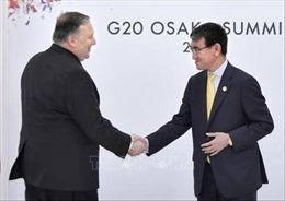 Ngoại trưởng Mỹ và Nhật Bản tái khẳng định cam kết phi hạt nhân hóa Triều Tiên