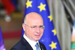 Tòa án Hiến pháp Moldova hủy phán quyết giải tán Quốc hội