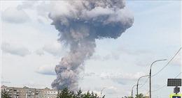 Số nạn nhân trong vụ nổ nhà máy sản xuất thuốc nổ Kristall tăng mạnh