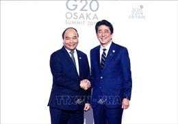Các hoạt động của Thủ tướng Nguyễn Xuân Phúc trong ngày đầu của Hội nghị G20