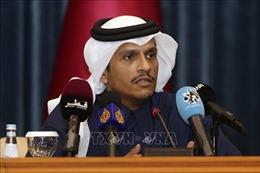 Qatar phản đối kết quả các hội nghị thượng đỉnh ở Saudi Arabia