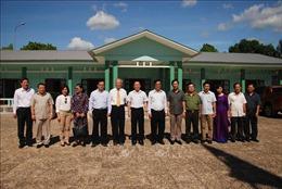 Quảng Trị tiếp nhận Nhà làm việc Bộ Ngoại giao của Di tích trụ sở Chính phủ Cách mạng lâm thời Cộng hòa miền Nam Việt Nam