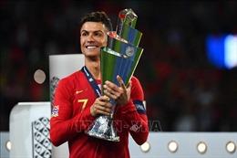 Ronaldo cùng Bồ Đào Nha vô địch UEFA Nations League