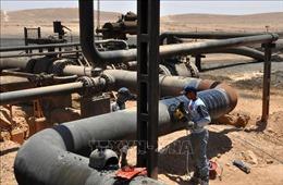 Nhiều đường ống dẫn dầu ngoài khơi Syria bị phá hoại
