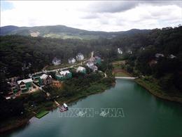 Khó khăn trong giải quyết đền bù, giải tỏaDự án khu vực hồ Tuyền Lâm