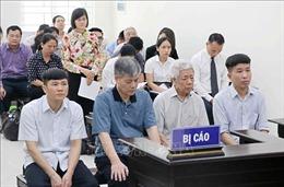 Xét xử nguyên Chủ tịch Hội đồng thành viên Vinashin Nguyễn Ngọc Sự