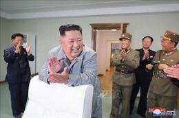 Triều Tiên thông báo phóng vũ khí dẫn đường chiến thuật mới