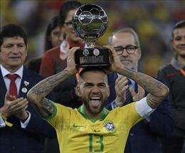 'Tân vương' Brazil thâu tóm mọi danh hiệu tại Copa America 2019