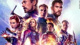 Siêu phẩm 'Avengers: Endgame' đạt doanh thu cao nhất mọi thời đại