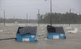 Bão Barry đổ bộ vào bang Louisiana, hàng triệu người đối mặt với lũ lụt