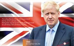 Ông Boris Johnson trở thành Thủ tướng Anh