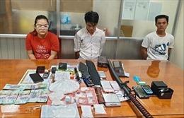 Bóc gỡ đường dây trung chuyển ma túy đi các tỉnh Đồng bằng sông Cửu Long