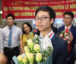 Bạn bè quốc tế đánh giá cao năng lực của học sinh Việt Nam