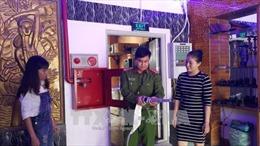 Nhiều quán karaoke ở Hà Nội bị đình chỉ vẫn lén lút hoạt động