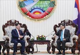 Tăng cường hợp tác an ninh Việt Nam - Lào