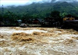 Sơn La,Bắc Kạn khẩn trương khắc phục thiệt hại do mưa lũ gây ra