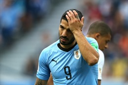 Copa America 2019: 'Tội đồ' Luis Suarez sẽ tiếp tục khoác áo đội tuyển Uruguay
