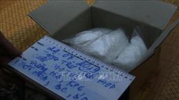Phá ổ nhóm ma túy lớn tại Bình Dương