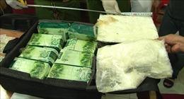 Được thuê 5 triệu đồng để chở 10 kg ma túy bằng xe máy từ Đồng Tháp lên TP Hồ Chí Minh