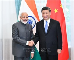 Ấn Độ, Trung Quốc ấn định thời điểm đối thoại về căng thẳng biên giới