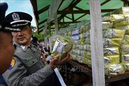 Giấu 17 kg heroin trong các hộp xà phòng hòng qua mặt hải quan