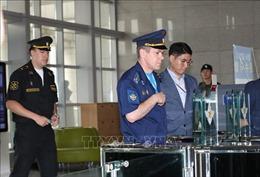 Hàn Quốc và Nga đàm phán về sự cố xâm phạm không phận