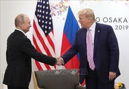 Tổng thống Vladimir Putin: Mỹ bắt đầu quan tâm khôi phục đối thoại với Nga