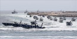 Qatar khánh thành căn cứ lực lượng bảo vệ bờ biển lớn nhất