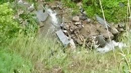 Xe tải lao xuống vực sâu 200m tại Sơn La, lái xe tử vong tại chỗ