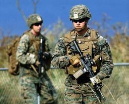 16 lính thủy đánh bộ Mỹ bị bắt vì các hoạt động phi pháp
