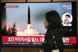 Ẩn ý của Triều Tiên khi phóng 2 tên lửa tầm ngắn ra biển Nhật Bản