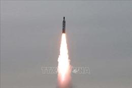 Triều Tiên bắn 2 vật thể ra biển Nhật Bản